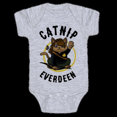Catnip Everdeen Baby Onesy