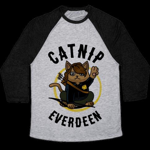 Catnip Everdeen Baseball Tee