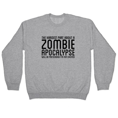 Zombie Pullover
