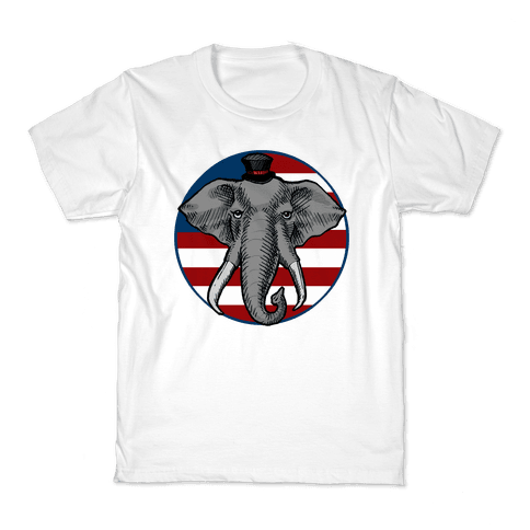 GOP Flag Kids T-Shirt