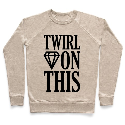Twirl On This Pullover