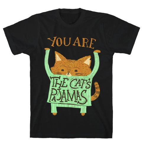 Cat's Pajamas Mens T-Shirt