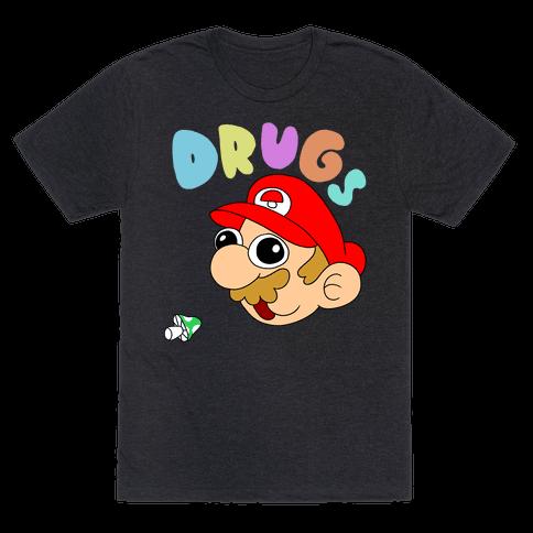 Mario On Drugs