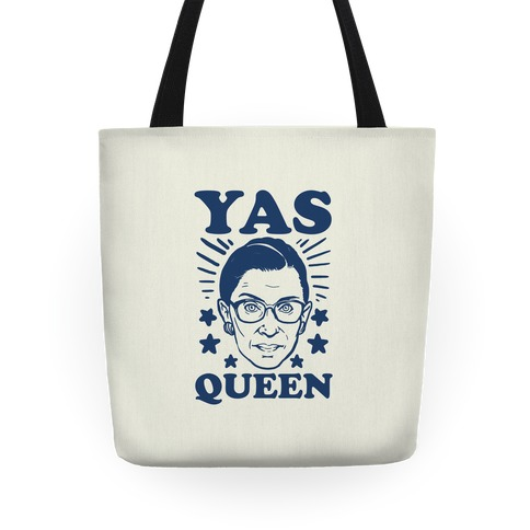 Yas Queen RBG Tote