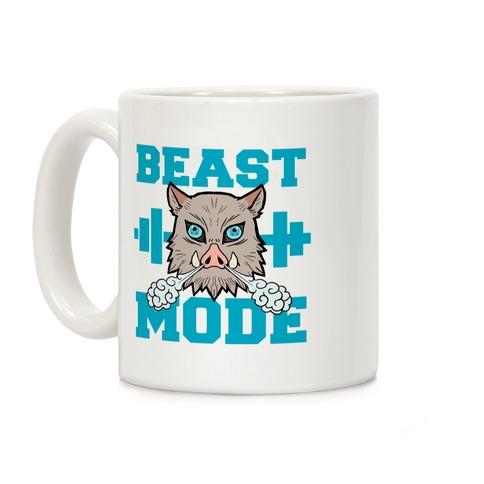 Beast Mode Inosuke Coffee Mug