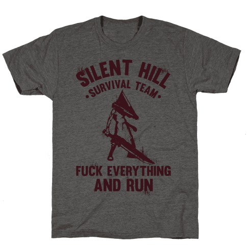 Silent Hill Survival Team Fuck Everything And Run