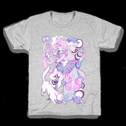 Pastel Horror Senshi Kids T-Shirt