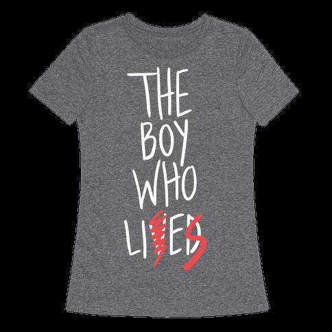 The Boy Who Lies