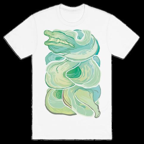 Moray Eel Mens T-Shirt