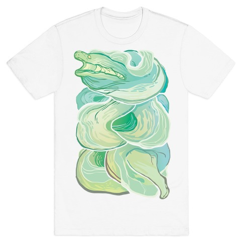 Moray Eel Mens T-Shirt