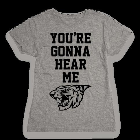 ROAR Womens T-Shirt