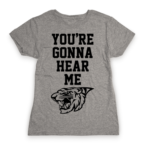 ROAR Womens T-Shirt