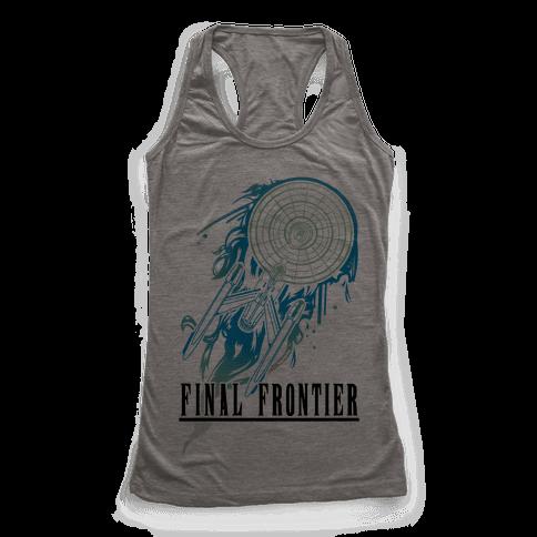 Final Frontier Racerback Tank Top