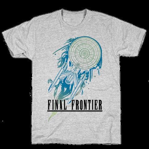 Final Frontier Mens/Unisex T-Shirt