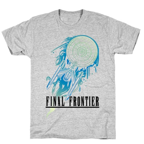 Final Frontier T-Shirt