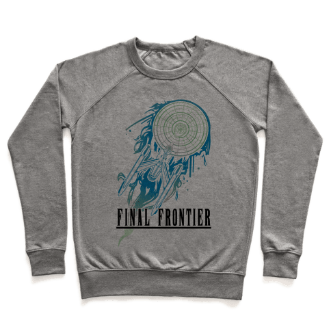 Final Frontier Pullover
