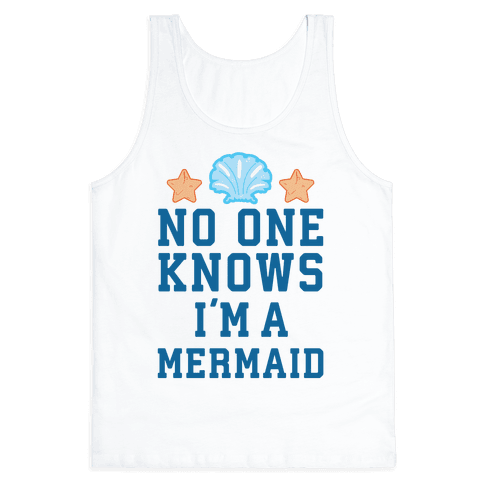 No One Knows I'm A Mermaid