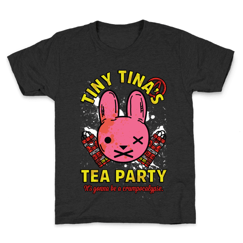 Tiny Tina's Tea Party Kids T-Shirt