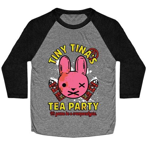 Tiny Tina's Tea Party Baseball Tee