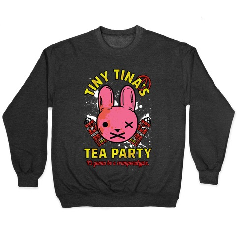 Tiny Tina's Tea Party Pullover