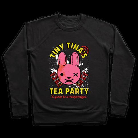 Tiny Tina's Tea Party Pullover
