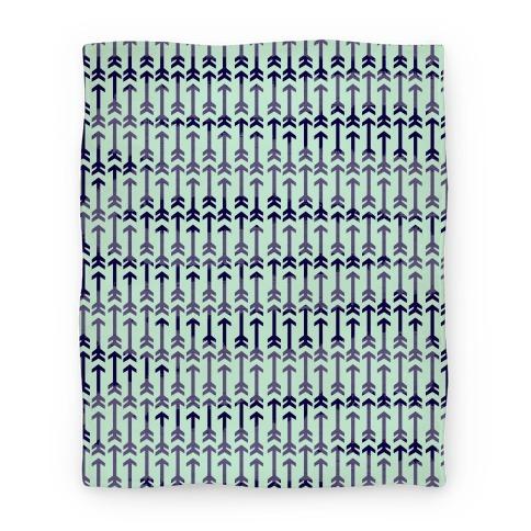 Arrow Pattern Blanket