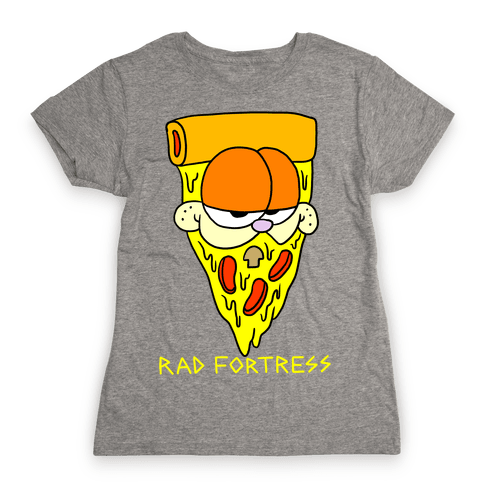 Dad Fortress Womens T-Shirt
