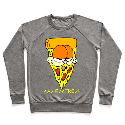 Dad Fortress Pullover