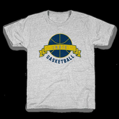 Indianapolis Basketball Kids T-Shirt