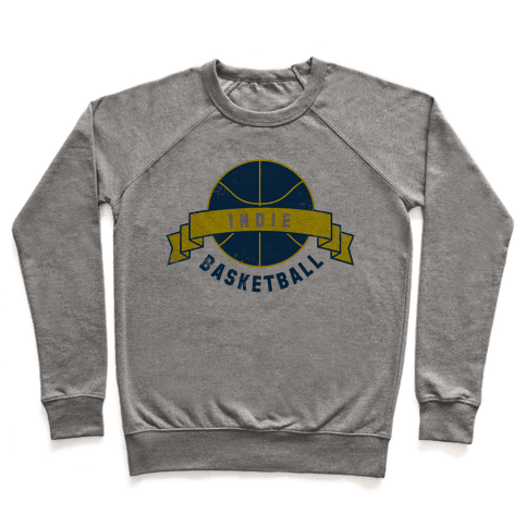 Indianapolis Basketball Pullover