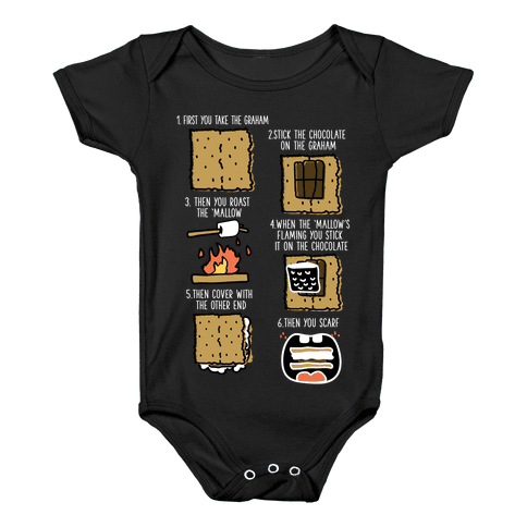 First You Take the Graham Baby Onesy