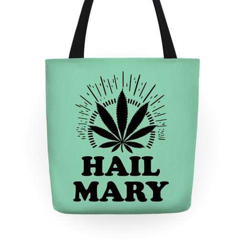 Hail Mary Tote