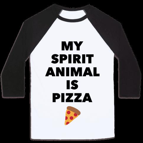 Pizza Spirit Animal