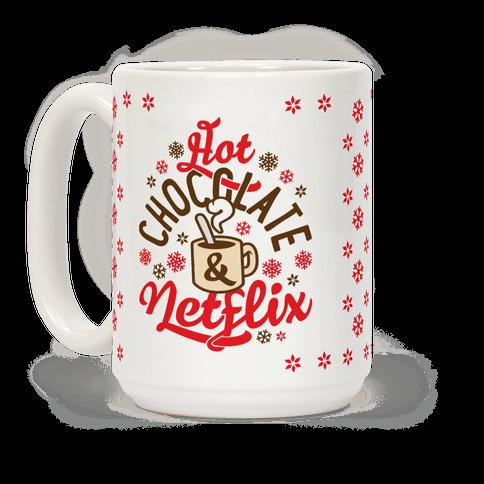 Hot Chocolate And Netflix