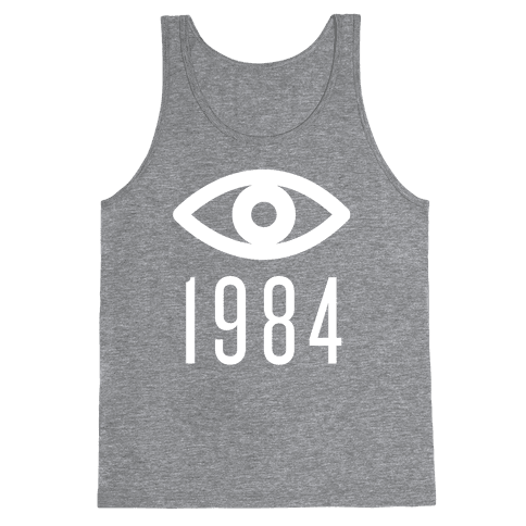 1984 Eye Tank Top