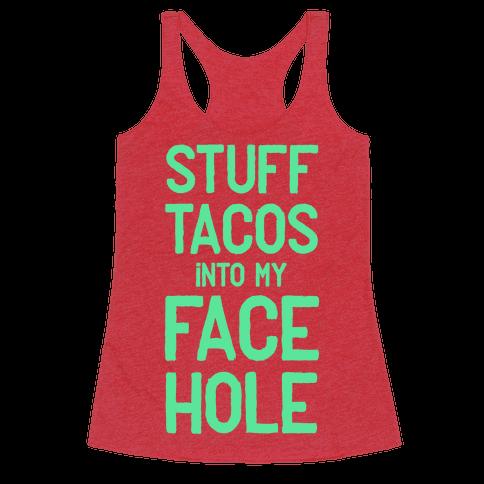 Stuff my holes