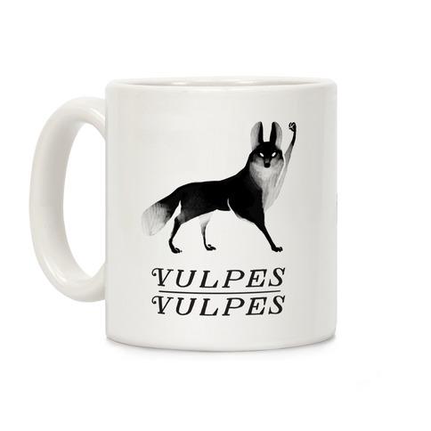 Vulpes Vulpes Coffee Mug