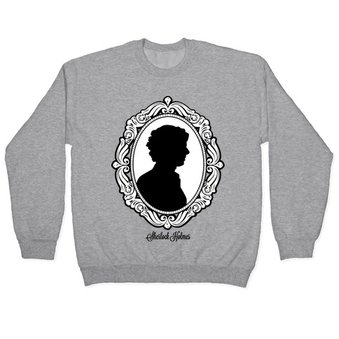 Sherlock Cameo Pullover