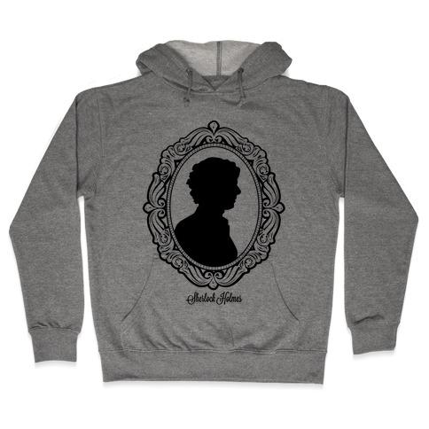 Sherlock Cameo Hooded Sweatshirt