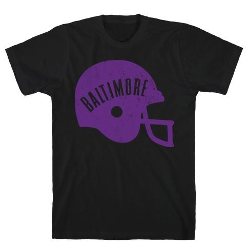 Baltimore Pride (Vintage) Mens T-Shirt