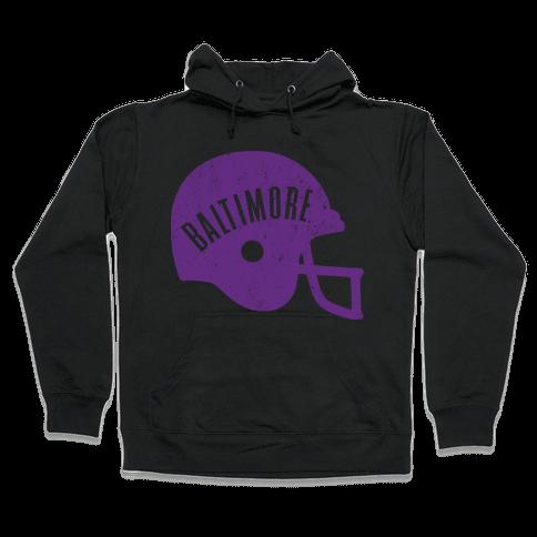 Baltimore Pride (Vintage) Hooded Sweatshirt
