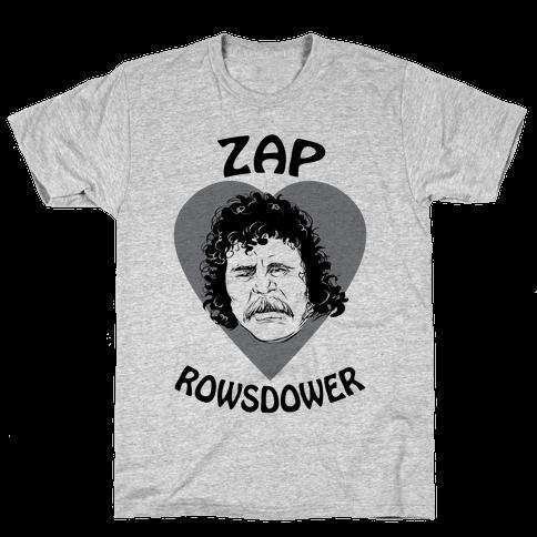 My Heart Belongs to Zap Rowsdower Mens T-Shirt