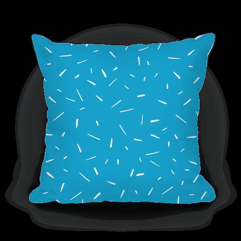 Blue Confetti Pattern