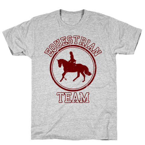 Equestrian Team (Red)