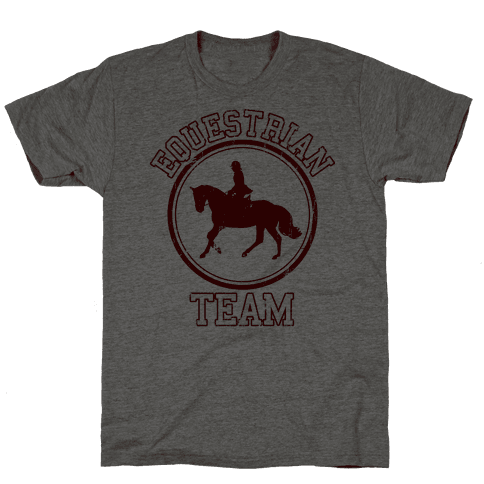 Equestrian Team (Red)