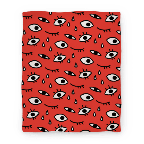 Eyes Blanket Blanket