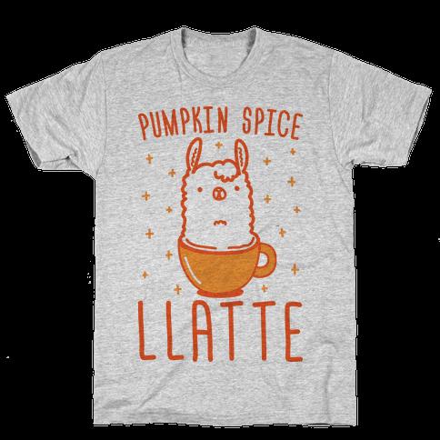 Pumpkin Spice Llatte
