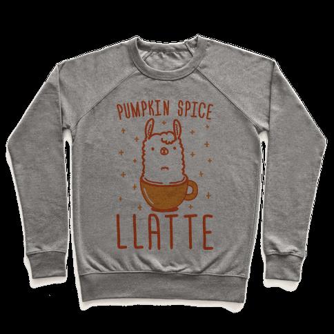 Pumpkin Spice Llatte Pullover