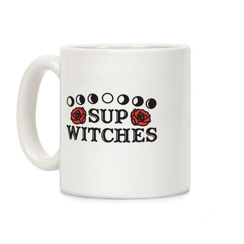 Sup Witches Coffee Mug