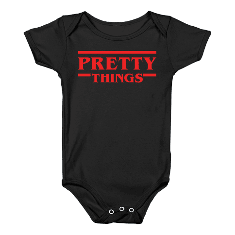 Pretty Things Baby Onesy